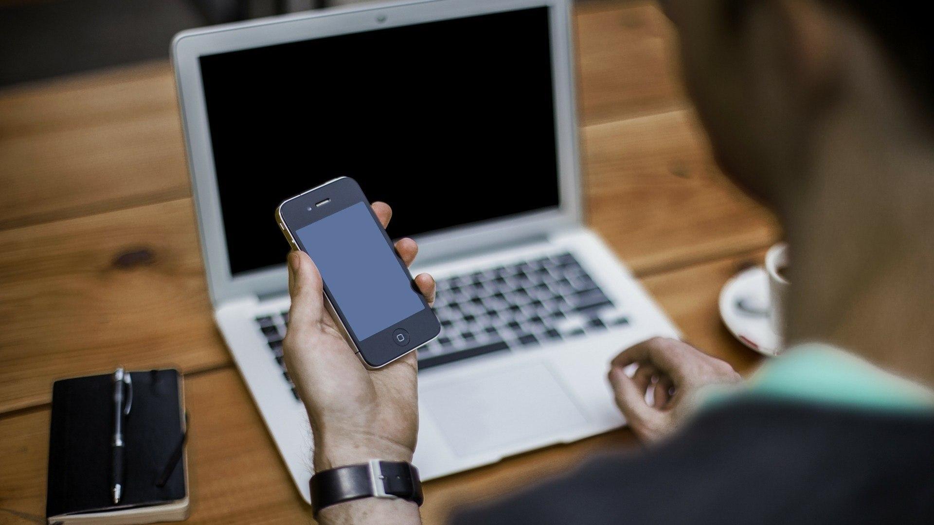 Utilização da internet por Telemóvel ultrapassa PC